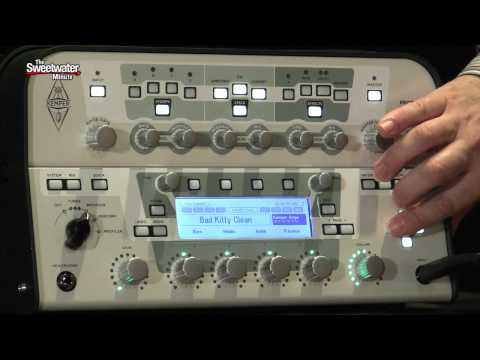 Sweetwater Minute - Vol. 136, Kemper Profiling Amplifier Demo