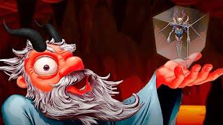 La maldición de la tierra, ¿Los humanos o el diablo? - Doodle Devil - #02