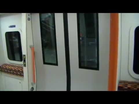 London Overground Canada Water to Wapping