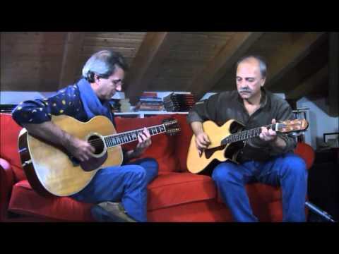 Con Riccardo Zappa: Apache (Jerry Lordan)