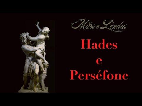 Hades e Perséfone - Mitos e Lendas