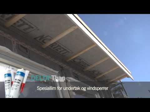 Nortett Energi vind- og damptetting