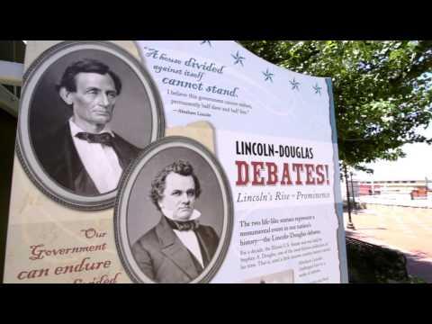 Lincoln - Douglas Square