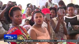 Uganda's Wedding Expo: Trendy accessories being showcased at the bride and groom fair