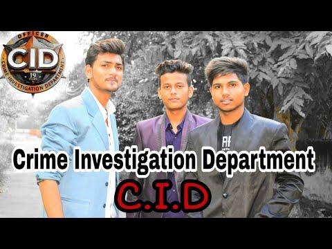 CID / CRIME Investigation  DEPARTMENT / AKASH GOSWAMI VINES