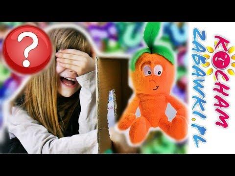 Karton Challenge  • Zgadnij co jest w środku! • gry dla dzieci