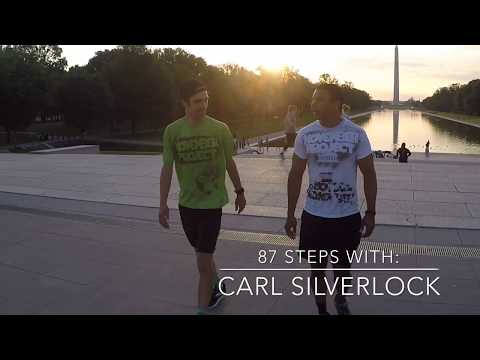 87 Steps with Carl Silverlock