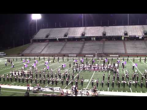 Niceville High School Eagle Pride Band 'Sound of the South'  at Troy 2013