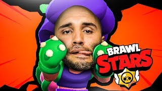 OYUNDAKİ FANTAZİ YERİ Brawl Stars