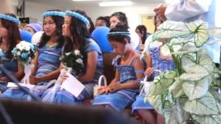 Karen Wedding Saw Yaw Thay Htoo & Naw Law Eh Soe 2015