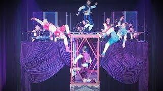 Цирковое шоу «AVIZZO» в Vegas City Hall