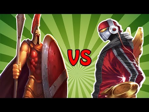 Pantheon vs Zed – Der Counter – Diamant Ranked LOL Gameplay