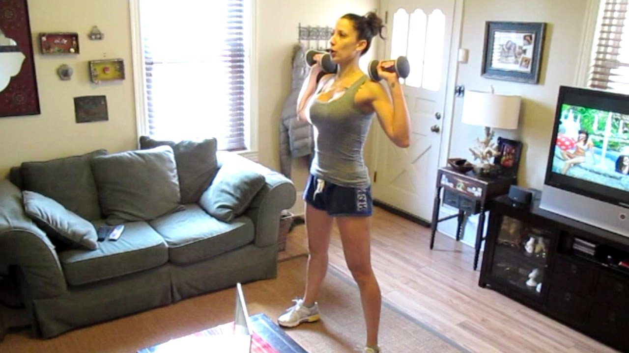 BURN FAT FAST Tabata Workout - Jersey Shore Edition ...