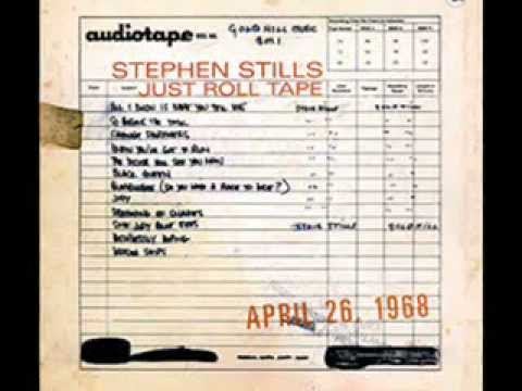 Stephen stills so begins the task