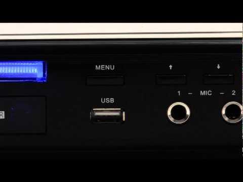 Acesonic KOD-1000 Karaoke Music Jukebox