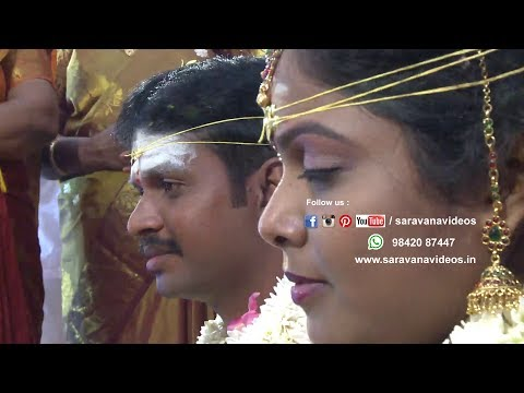 The Beautiful Traditional Vanniyar Marriage