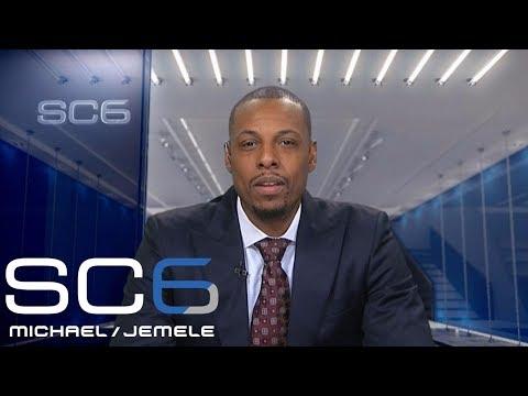Paul Pierce reacts to the recent scuffles across the NBA | SC6 | ESPN