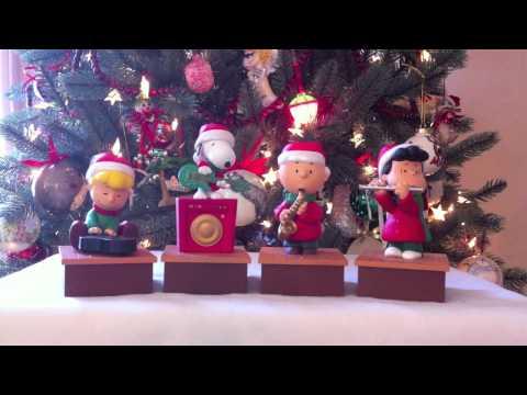 Wireless Peanuts Holiday Jazz