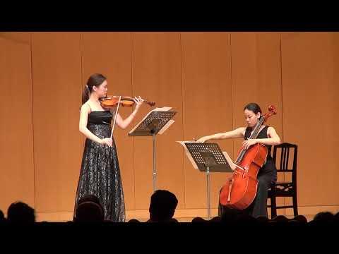 フィレンツェの夕べ~ヴァイオリンとチェロのための~