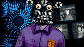 ЧЕЛОВЕК АНИМАТРОНИК Five Nights at Freddy s 5 Sister Location Теории и Секреты