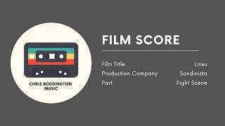 Lines - Score Extract 1.mov
