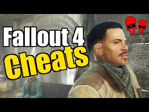 Fallout 4 Godmode