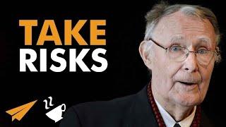 Take RISKS - Ingvar Kamprad - #Entspresso