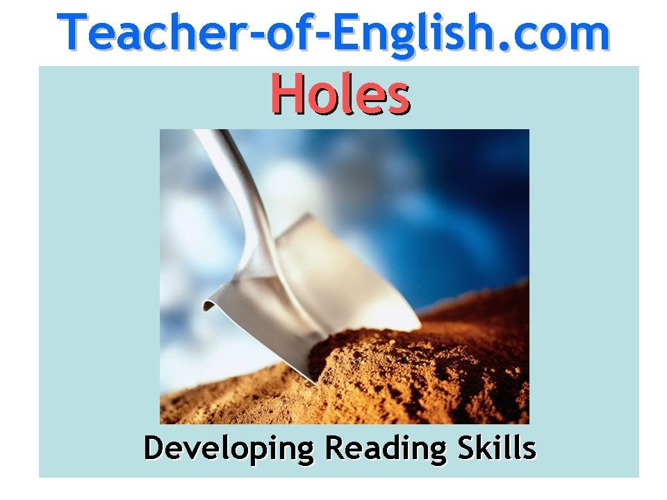 Holes Teaching Resources - Scheme of Work, Powerpoint and ...