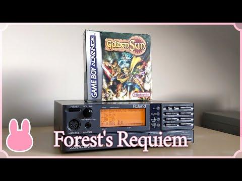 Golden Sun Restored OST - Forest's Requiem   Cyanne
