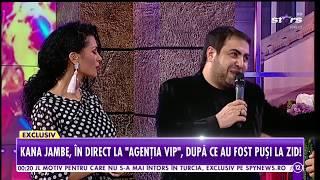 Formatia Kana Jambe &amp Dan Bursuc - Despre scandalul controversat de la premiile GOPO (A ...
