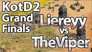 TheViper vs Liereyy | King Of The Desert 2 | Grand Finals!