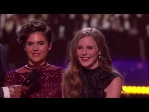 The Results Show (Part1) | Semi-finals 2 | America's Got Talent 2016