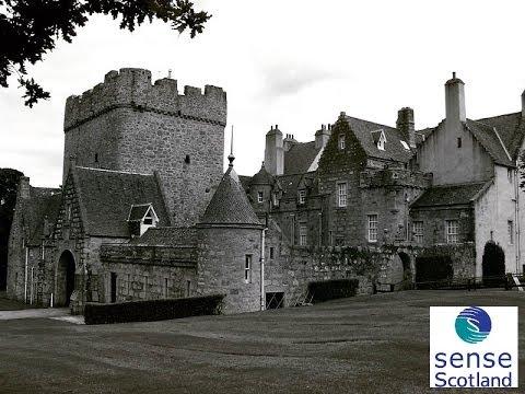 SGA At Drum Castle In Aid Of Sense Scotland HD