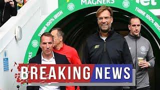 Jurgen Klopp's hilarious threat to former Liverpool manager Brendan Rodgers Man City News: