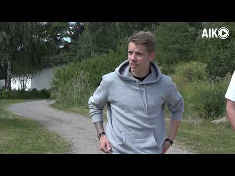 Robert Taylor på plats i Stockholm