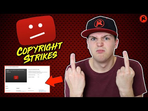 Copyright strikes & the current state of my channel. Mp3