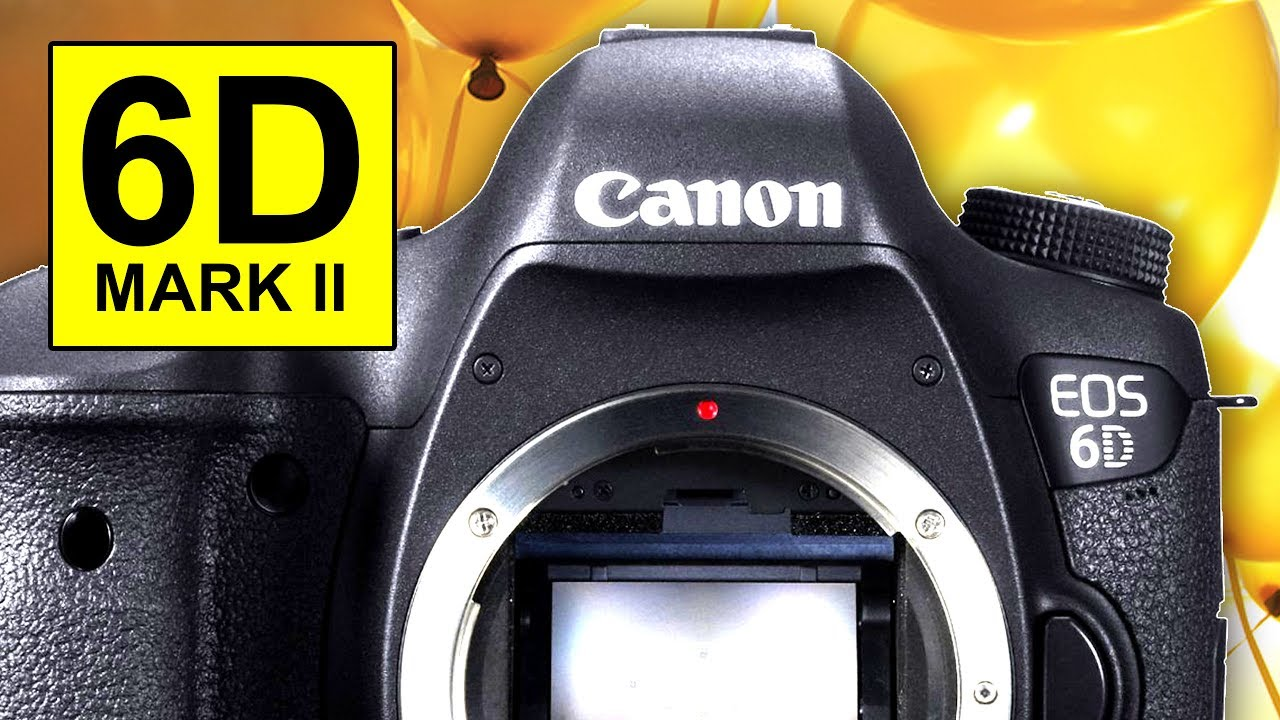 Canon 6D Mark II - Will NO 4K Video Start a MASS EXODUS from Canon to Sony  & Panasonic?