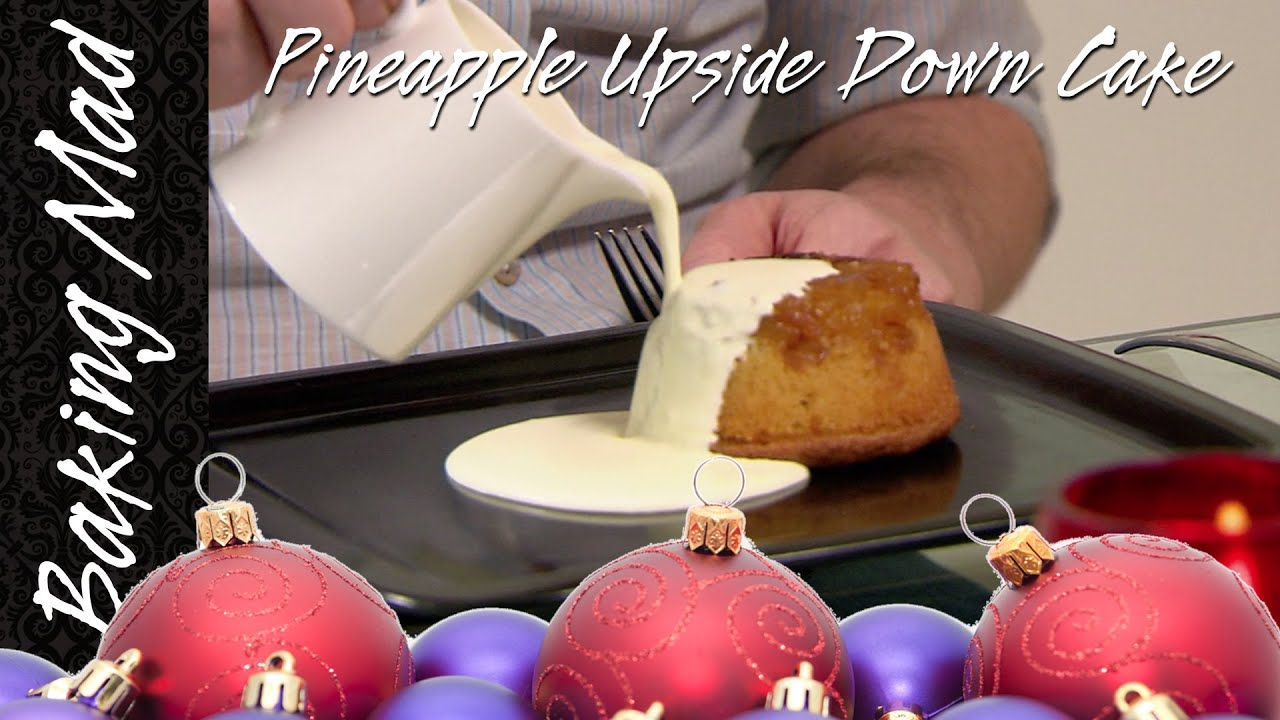 Pineapple Upside Down Cake - Bake 1 of the 12 Bakes of ...