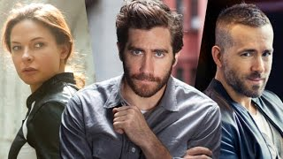 "Jake Gyllenhaal - Chats ""Life"" Movie & Starring On Broadway"