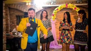 Свадебный ведущий ведущий на свадьбу Волгоград Москва Дмитрий Рублёв.