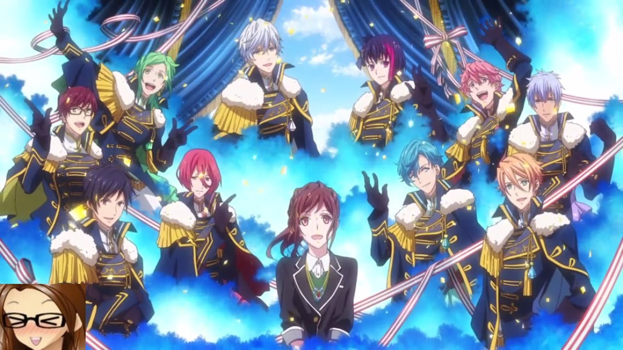 Anime Girl Wallpaper With Names B Project Kodou Ambitious Episode 12 Finale Review