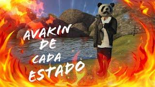 AVAKIN DE CADA ESTADO |AVAKIN LIFE