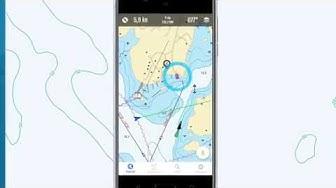 Loisto Mariner navigointi- ja karttaohjelma