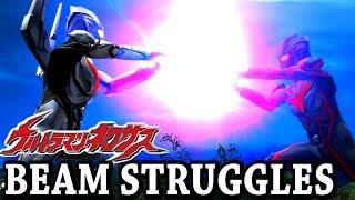 Ultraman Nexus - Beam Struggles - Ultraman NOA VS ALL ( 1080P HD )