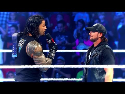 WWE Payback: Watch Roman Reigns vs. AJ Styles this Sunday, live on WWE Network