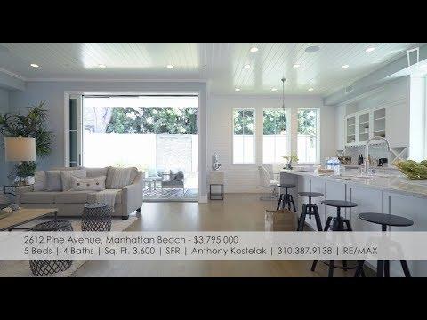 Manhattan Beach Real Estate  New Listings: Aug 56, 2017  MB Confidential