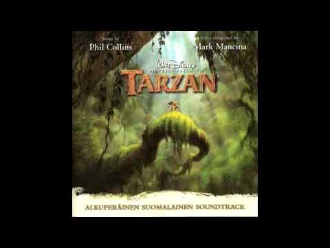 Tarzan - Son Of Man (Finnish Soundtrack)