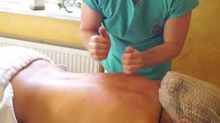 как сделать массаж при пневмонии