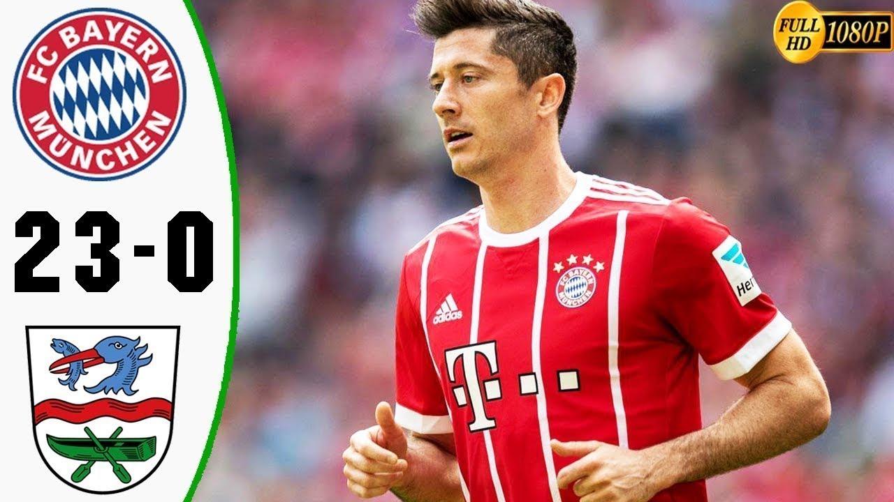 Download Bayern Munich vs Rottach-Egern 23-0 All Goals & Highlights 08/08/2019 HD