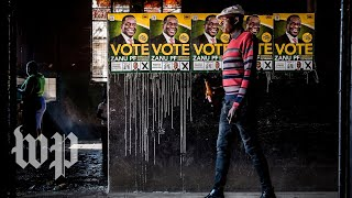Zimbabweans prepare for an election without Mugabe